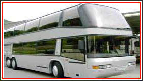 Airport Transfer Full Sized Bus